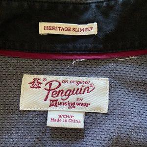 Penguin Long Sleeved Polo